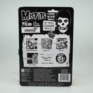Reaction Figure Horror Business Misfits