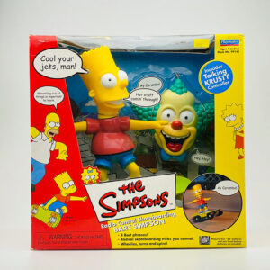 Bart Simpson Radiocontrol