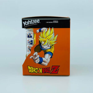 Yahtzee Edición Dragon Ball Z