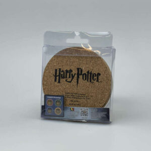 Posavasos Harry Potter x 4