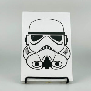 Libreta Star Wars - Storm Trooper