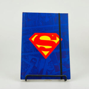 Libreta Dc Comics - Superman
