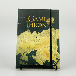 Libreta Game Of Thrones Mapa