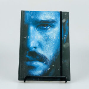 Libreta Game Of Thrones winter is here