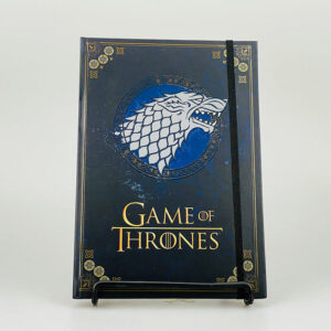 Libreta Game Of Thrones Stark