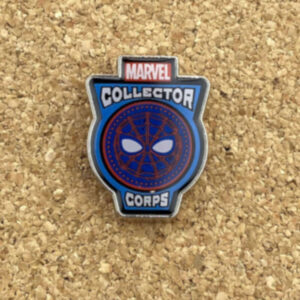 Prendedor Spiderman Marvel Collector Corps