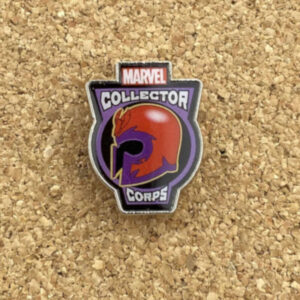 Prendedor Magneto Marvel Collector Corps