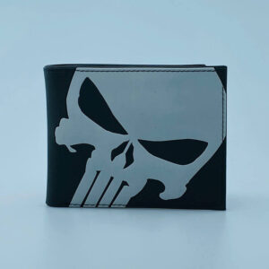 Billetera Goma Punisher