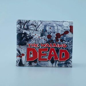 Billetera Ecocuero The Walking Dead B&N