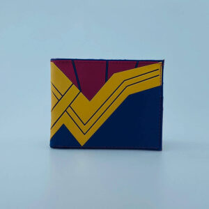Billetera Goma Wonder Woman