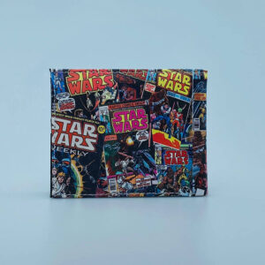 Billetera Ecocuero Star Wars Comics