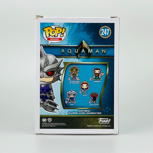 Funko Pop Aquaman 247