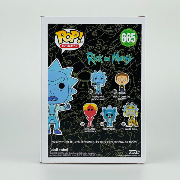 Funko Pop Amazon Exclusive Rick and Morty 665