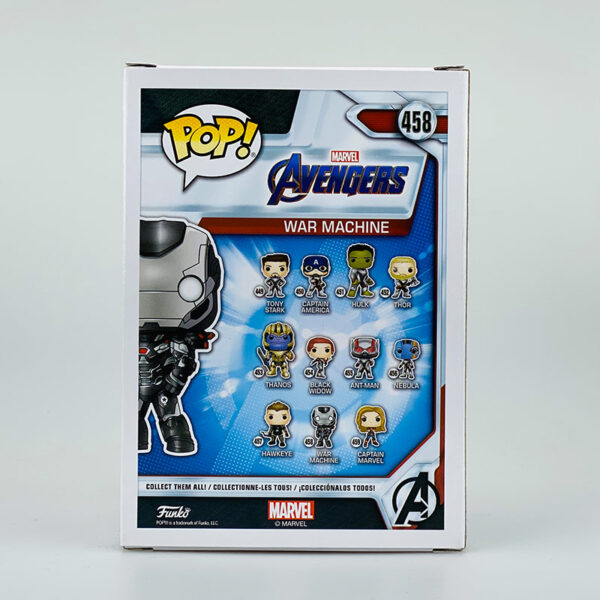 Funko Pop Avengers End Game 458